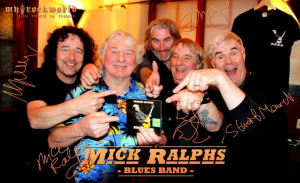 The Mick Ralphs boys